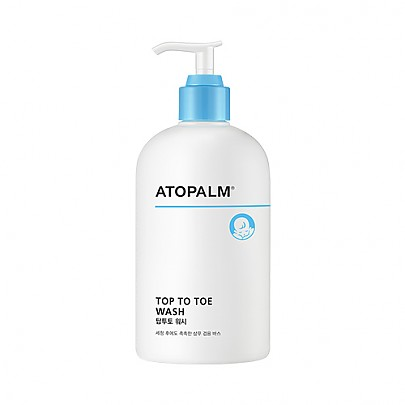 [ATOPALM] Top to Toe Wash 460ml