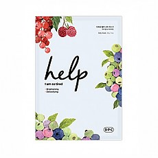 [DPC] Help Sheet Mask 5EA I Am So Tired