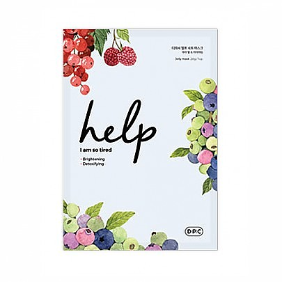 [DPC] Help Sheet Mask 5EA I Am So Tired