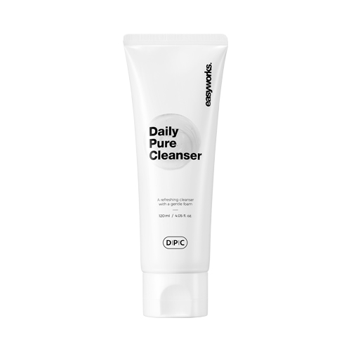 [DPC] Easyworks Daily Pure Cleanser 120ml