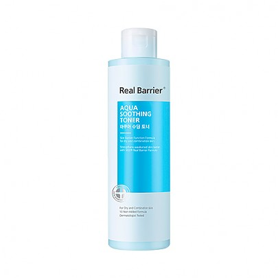 [Real Barrier] Aqua Soothing Toner 200ml
