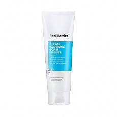 [Real Barrier] Cream Cleansing Foam 150g