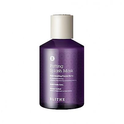 [Blithe] Patting Splash Limpiador para rejuvenecimiento Purple Berry 200ml