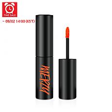 [MERZY] *Time Deal*  The First Velvet Tint #V3 (Cassis Orange)