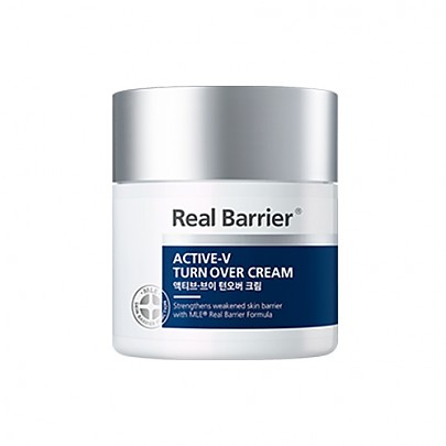 [Real Barrier] Active-V Turnover Cream 50ml