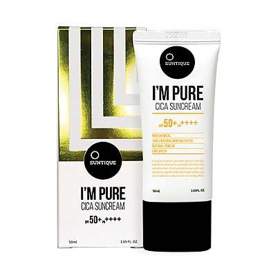 [Suntique] I'M PURE Cica Suncream 50ml