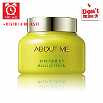 [ABOUT ME] *Time Deal*  Skin Tone Up Massage Cream 150ml