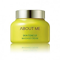 [ABOUT ME]Skin Tone Up Massage Cream 150ml