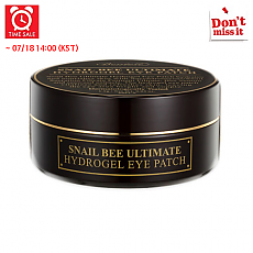 [Benton] *Time Deal*  Snail Bee Ultimate Hydrogel Eye Patch 1.1g*60hojitas