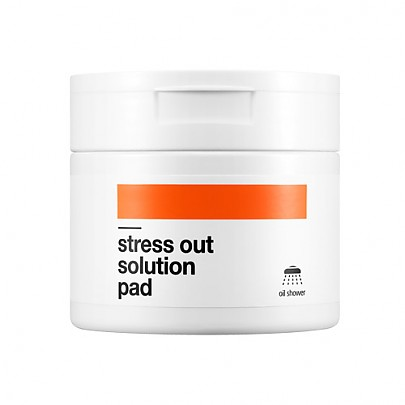 [BellaMonster] Stress Out Solution Pad (70ea) 155ml