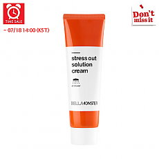 [BellaMonster] *Time Deal*  Stress Out Solution Cream 40ml