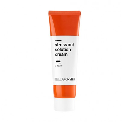 [BellaMonster] Stress Out Solution Cream 40ml