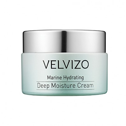 [Velvizo] Marine Hydrating Deep Moisture Cream 50ml