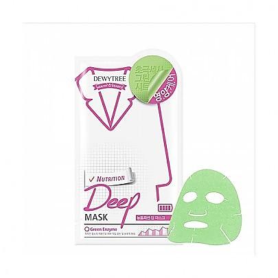[DEWYTREE] Deep Mask (1EA) #Nutrition