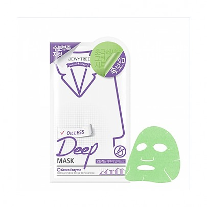 [DEWYTREE] Deep Mask (1EA) #No Sebum