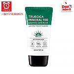 [SOME BY MI] *Time Deal*  Truecica Minera 100 Calming Suncream 50PA++++ 50ml
