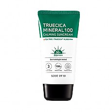 [SOME BY MI] Truecica Minera 100 Calming Suncream 50PA++++ 50ml