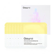 [Glowhill] *SPEACIAL DEAL* Total Solution Glow Ampoule Pad 7ea