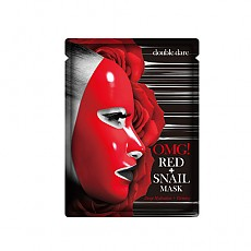 [Double dare (OMG)] OMG! Red+Snail Mask 1hoja