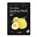 [SNP] Fruits Gelato Soothing Mask 1hoja