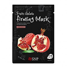 [SNP]Fruits Gelato FIRMING Mask  1ea (Pomegranate)