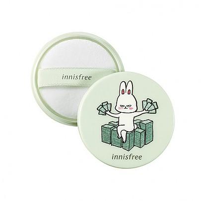 [Innisfree] (19 LTD) No Sebum Mineral Powder #07