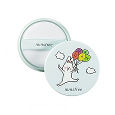 [Innisfree] (19 LTD) No Sebum Mineral Powder #01