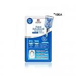 [Leaders] Leaders EX Solution Aqua Advanced Facial Mascarilla 10hojas