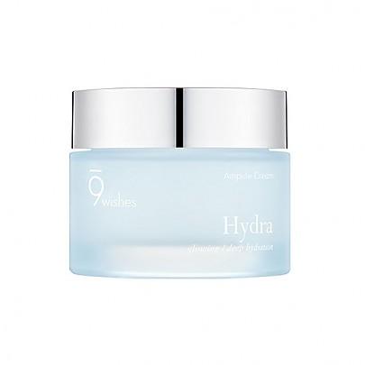 [9wishes] Hydra Ampule Cream 50ml