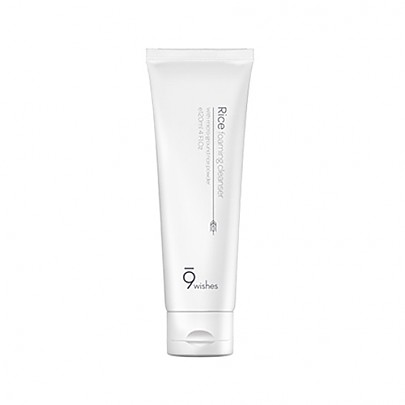 [9wishes] Rice foaming Cleanser 120ml