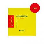 [Goodal] Green Tangerine Vita C Toner Pad 5EA