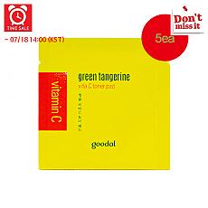 [Goodal] *Time Deal*  Green Tangerine Vita C Toner Pad 5EA