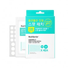 [Real Barrier] Control-T Spot Clear Patch 128hojas