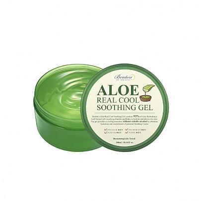 [Benton] Aloe Real Cool Soothing Gel 300ML