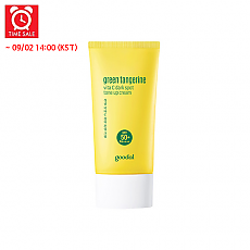 [Goodal] *Time Deal*  Green Tangerine Vita C Tone Up Cream