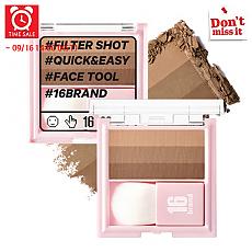 [16 Brand] *Time Deal*  16 Filter Shot #Shadding Almond