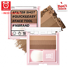 [16 Brand] *Time Deal*  16 Filter Shot #Shadding Almond