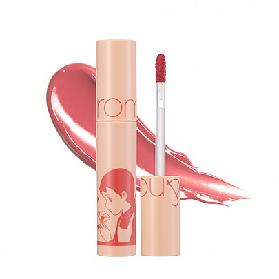 [rom&nd] Anne of Green Gables EDITION Juicy Lasting Tint #Litchi Coral