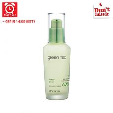 [It's Skin] *Time Deal*  Green Tea Watery Serum 40ml