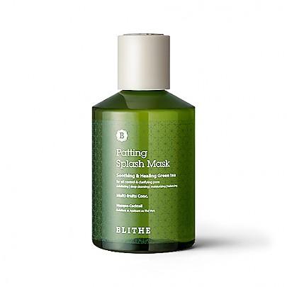 [Blithe] Patting Splash Mask Soothing & Healing Green Tea 150ml