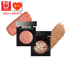 [CLIO] *Time Deal*  Prism Eye Shadow #14(Pink Shell) + #17(Copper)