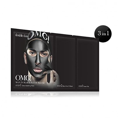 [Double dare (OMG)] OMG! Man In Black Peel Off Mask Kit