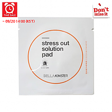 [BellaMonster] *Time Deal*  Stress Out Solution Pad (1ea) 2.5ml