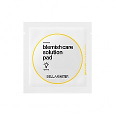 [BellaMonster] Blemish Care Solution Pad 1EA