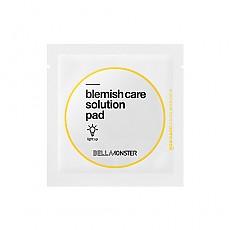 [BellaMonster] Blemish Care Solution Pad 1EA