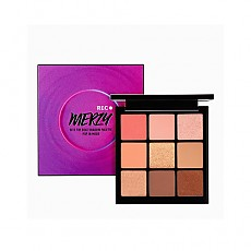 [MERZY] Merzy Bite The Beat Shadow Palette Pop In Mood Paleta de sombras