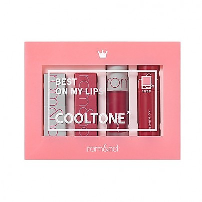 [rom&nd] ★Edición limitada★ Best On My Lips #Cooltone Pick