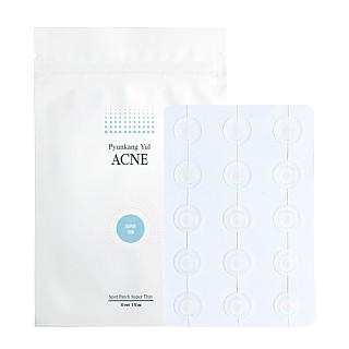 [Pyunkang Yul]  ACNE Spot Patch Super Thin (15 hojas)