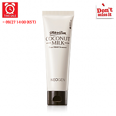 [Neogen] *Time Deal*  Coconut Milk Pure Mild Cleanser 75ml