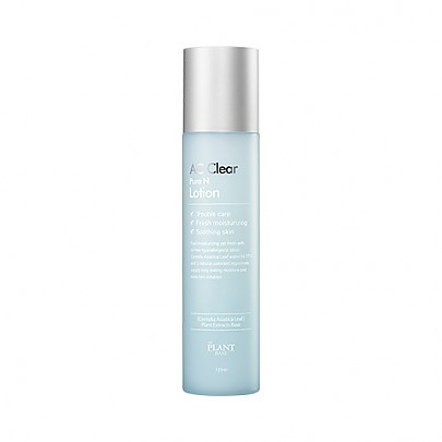 [The Plant Base] AC Clear Pure N Lotion 150ml